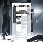 The new Bond Lifestyle website