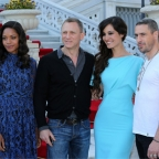 skyfall press conference photocall istanbul