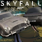 Scalextric announces James Bond 007 SkyFall Set