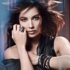 Bérénice Marlohe face of Swarovski ad campaign Kingdom of Jewels