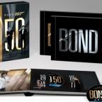 Bond 50 on Blu-Ray