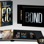 Bond 50 on Blu-Ray