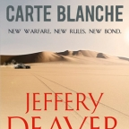 UK paperback edition of Carte Blanche gets completely new cover
