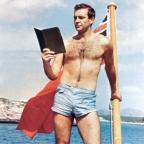 Sunspel recreates Sean Connery's James Bond shorts for Barbican exhibition