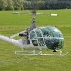 James Bond Helicopter for sale