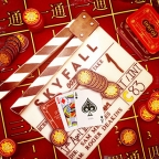 Cartamundi supplies playing cards and chips for SkyFall