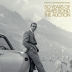 Christies James Bond auction results