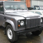 Land Rover Defender SkyFall for sale