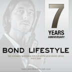 Bond Lifestyle's 007 Year Anniversary