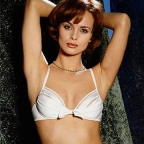 Izabella Scorupco's screen-used bikini from GoldenEye for sale