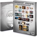 Limited Edition Commemorative 25 Print Boxset Celebrates 50 Years of 007