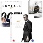 SkyFall DVD Blu-Ray and Box office updates