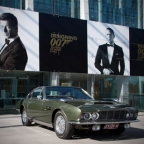 Designing 007 Fifty Years of Bond Style in Melbourne Australia