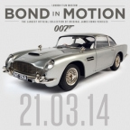 Bond In Motion London Film Museum