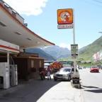 Aurora Gas Station James Bond Goldfinger