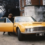The Aston Martin DBS auction at Bonhams