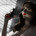 Eva Green Sin City 2 Poster