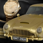 Goldfinger the 50th anniversary online auction at Christie's
