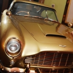 50th Anniversary Goldfinger auction raises £136,000 for the NSPCC