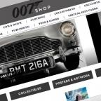 007.com opens official James Bond webshop