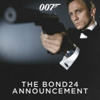 Bond 24 title and cast announcement on December 4, 2014
