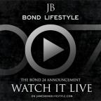 Watch the Bond 24 video livestream