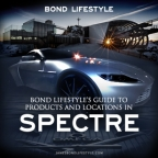 Ultimate Guide to SPECTRE (Bond 24) Products and Locations