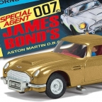 Corgi James Bond Aston Martin DB5 Goldfinger 50th Anniversary