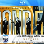 Bond 50 on Blu-Ray now includes SkyFall
