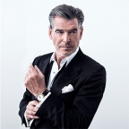 Pierce Brosnan is brand ambassador for Speake-Marin watches and Kia cars
