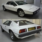 Lotus Esprit S1 James Bond replica for sale in Rome