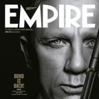 Empire SPECTRE cover James Bond