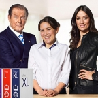 Sir Roger Moore stars in Swisscom commercial