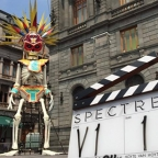 SPECTRE filming in Mexico