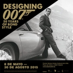 Exhibition Designing 007: 50 Years of Bond Style is now open in Madrid, Spain