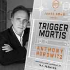 Trigger Mortis is Anthony Horowitz new James Bond novel
