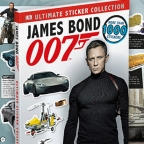 The James Bond Ultimate Sticker Collection