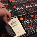 Trigger Mortis launch at Waterstones with Anthony Horowitz