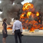 SPECTRE breaks the record for Largest Film Stunt Explosion