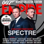 Empire SPECTRE edition edited by Sam Mendes