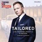 VisitBritain launches Bond is GREAT campaign
