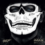 New SPECTRE IMAX poster revealed
