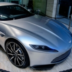 SPECTRE vehicles on display in the UK