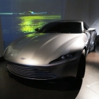 The Cars of SPECTRE at Bond In Motion