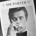 A digest of spy style articles on Mr Porter