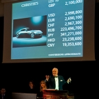 SPECTRE Live Auction results: Aston Martin DB10 sells for £2.4m