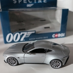 Corgi launches James Bond Aston Martin DB10 1:36 scale