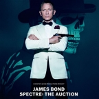 Christie's James Bond SPECTRE auction realised more than £3m