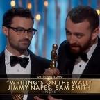Sam Smith Oscar 2016