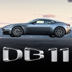 Aston Martin reveals the DB11 at Geneva Motor Show